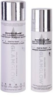 Glam Glow SuperCleanse mousse struccante detergente