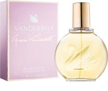 Gloria Vanderbilt Vanderbilt Eau de Toilette für Damen 100 ml