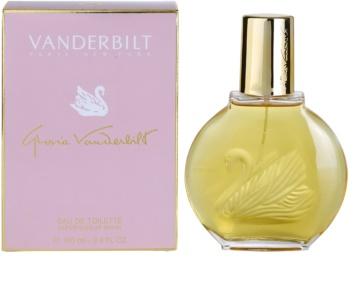 Gloria Vanderbilt Vanderbilt Eau de Toilette for Women 100 ml