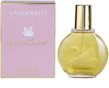 Gloria Vanderbilt Vanderbilt eau de toilette para mulheres 100 ml