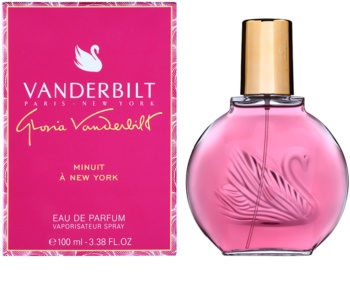 Gloria Vanderbilt Minuit New a York Eau de Parfum für Damen 100 ml