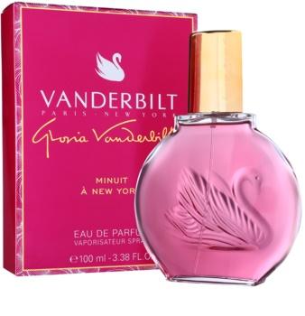 Gloria Vanderbilt Minuit New a York Eau de Parfum for Women 100 ml