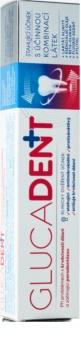 Glucadent + dentifrice anti-saignement des gencives et parodontite