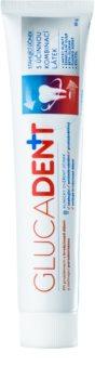 Glucadent + creme dental contra sangramento gengival e doenças periodontais