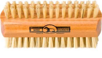 Golddachs Handwaschbürste Brush for Nails