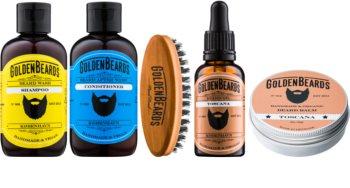 Golden Beards Toscana kozmetični set II. za moške