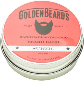 Golden Beards Surtic balzam na fúzy