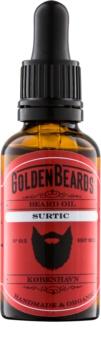 Golden Beards Surtic olio da barba