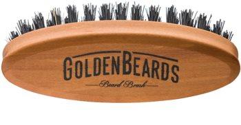 Golden Beards Accessories spazzola da viaggio per barba