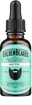 Golden Beards Arctic huile pour barbe