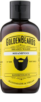 Golden Beards Beard Wash šampón na bradu