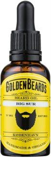 Golden Beards Big Sur huile pour barbe