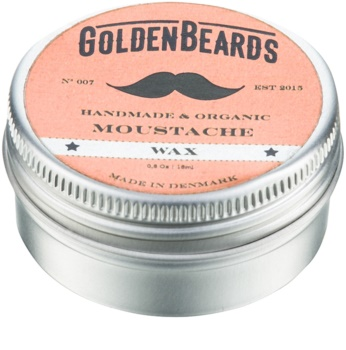 Golden Beards Moustache cire pour moustache
