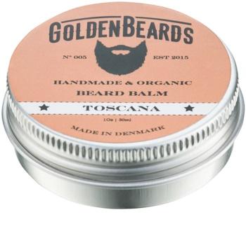 Golden Beards Toscana Skäggbalsam