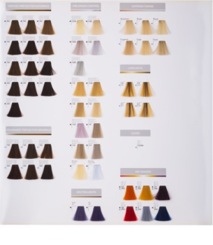 Goldwell Topchic barva za lase