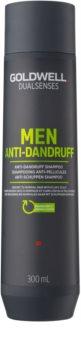 Goldwell Dualsenses For Men champô anticaspa para homens