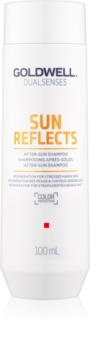 Goldwell Dualsenses Sun Reflects Cleansing and Nourishing Shampoo for Sun-Stressed Hair