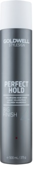 Goldwell StyleSign Perfect Hold fixativ cu fixare puternică pentru dimensiune si forma