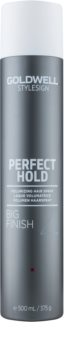 Goldwell StyleSign Perfect Hold laca de fixação forte  para volume e forma