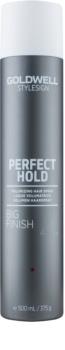 Goldwell StyleSign Perfect Hold laca de pelo fijación fuerte para dar volumen y forma