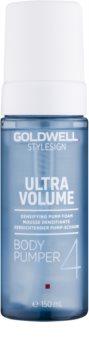 Goldwell StyleSign Ultra Volume pěna pro objem vlasů