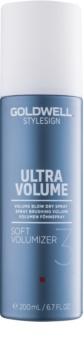 Goldwell StyleSign Ultra Volume pršilo za povečanje volumna za tanke do normalne lase