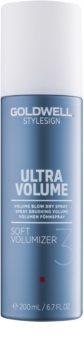 Goldwell StyleSign Ultra Volume спрей для збільшення об'єму для тонкого і нормального волосся