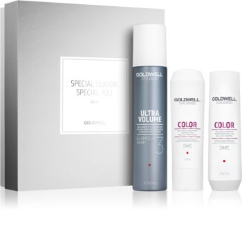 Goldwell Dualsenses Color Color Cosmetic Set I. (For Colored Hair) for Women