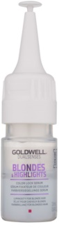 Goldwell Dualsenses Blondes & Highlights serum za blond lase in lase s prameni