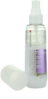 Goldwell Dualsenses Blondes & Highlights ochranný sprej pro melírované vlasy