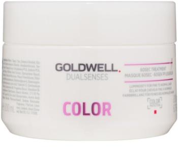 Goldwell Dualsenses Color maska regenerująca dla włosów normalnych po delikatnie farbowane