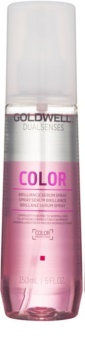 Goldwell Dualsenses Color sérum sans rinçage en spray brillance et protection pour cheveux colorés