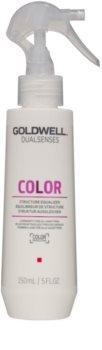 Goldwell Dualsenses Color вирівнює структуру перед фарбуванням