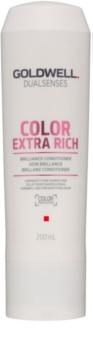 Goldwell Dualsenses Color Extra Rich balzam za zaščito barve