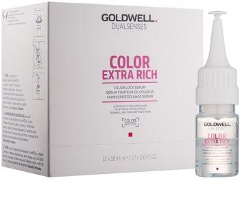 Goldwell Dualsenses Color Extra Rich ser pentru protejarea culorii și strălucirii părului