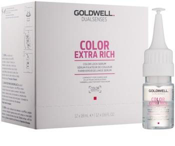 Goldwell Dualsenses Color Extra Rich sérum pre ochranu farby a lesk vlasov
