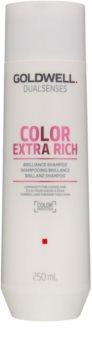 Goldwell Dualsenses Color Extra Rich champô para proteção dos cabelos pintados