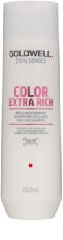 Goldwell Dualsenses Color Extra Rich sampon a festett haj védelmére