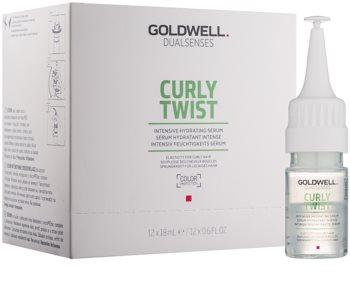 Goldwell Dualsenses Curly Twist sérum hidratante intenso para cabello ondulado y con permanente