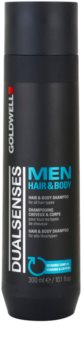 Goldwell Dualsenses For Men gel de dus si sampon 2in1