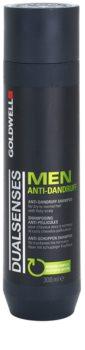 Goldwell Dualsenses For Men шампунь проти лупи для чоловіків