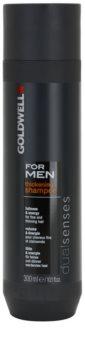 Goldwell Dualsenses For Men šampón pre jemné a rednúce vlasy