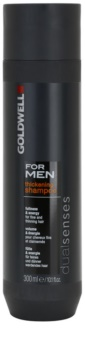 Goldwell Dualsenses For Men σαμπουάν για απαλά και αραιωμένα μαλλιά