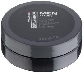 Goldwell Dualsenses For Men vosek za lase s srednjim utrjevanjem