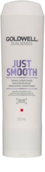 Goldwell Dualsenses Just Smooth glättender Conditioner für widerspenstiges Haar