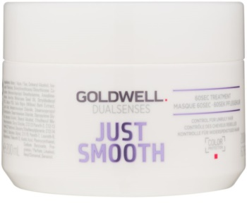 Goldwell Dualsenses Just Smooth Smoothing Mask For Unruly Hair