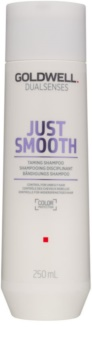 Goldwell Dualsenses Just Smooth glättendes Shampoo für widerspenstiges Haar