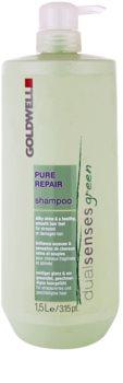 Goldwell Dualsenses Green Pure Repair šampon pro namáhané a poškozené vlasy