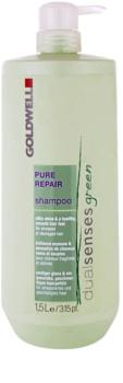 Goldwell Dualsenses Green Pure Repair Shampoo für strapaziertes und beschädigtes Haar