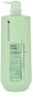Goldwell Dualsenses Green True Color kondicionér pro barvené vlasy